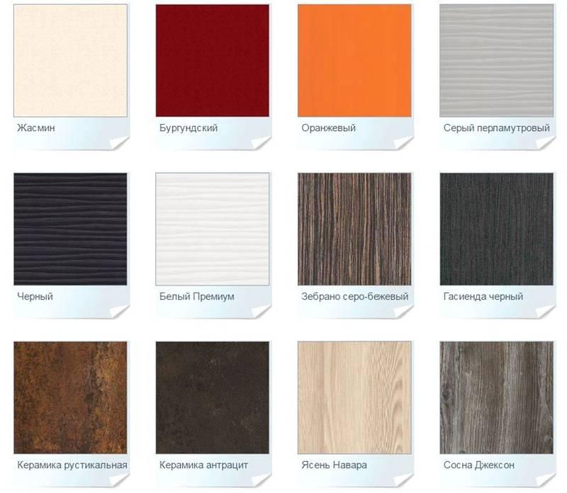 Различные виды эстетического оформления помогут подобрать изделие, соответствующее определенному интерьеру