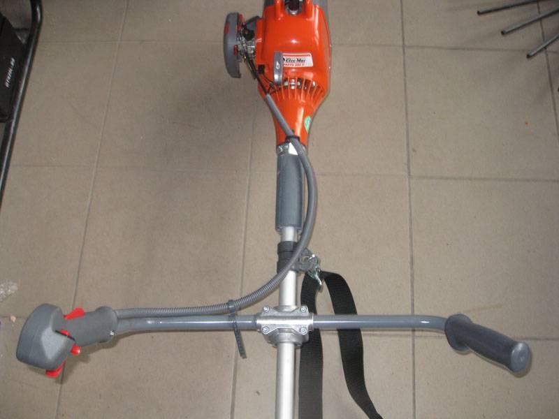 Простая конструкция рукоятки велосипедного типа: надежное конструкторское решение