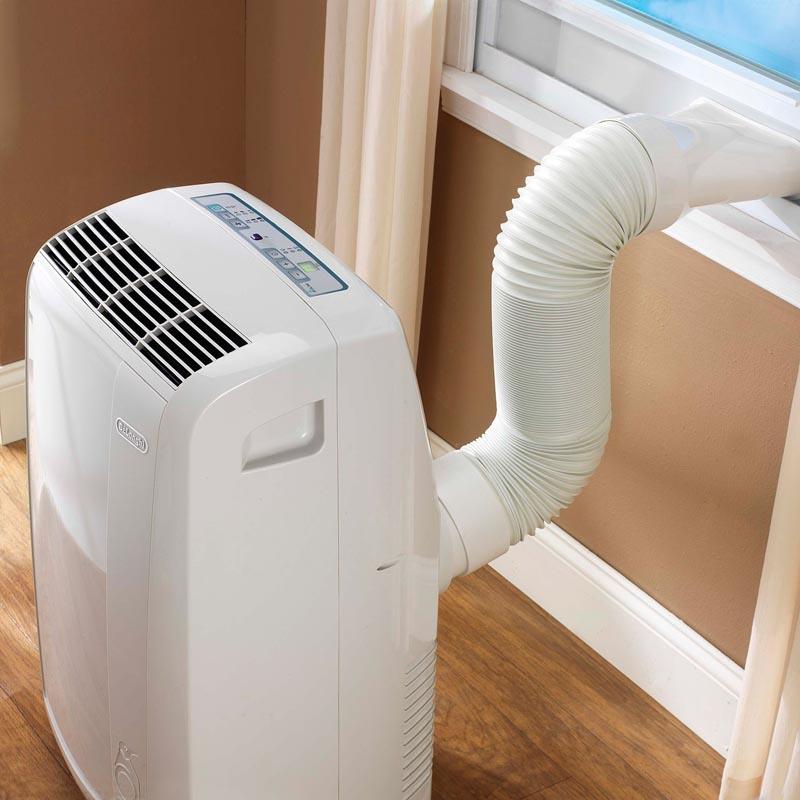 Вариант агрегата с воздуховодом