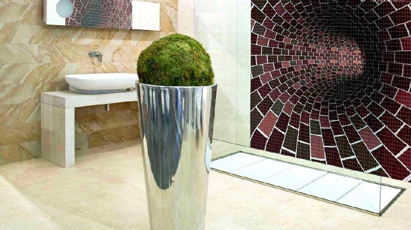 Геометрическая фантазия в керамике
