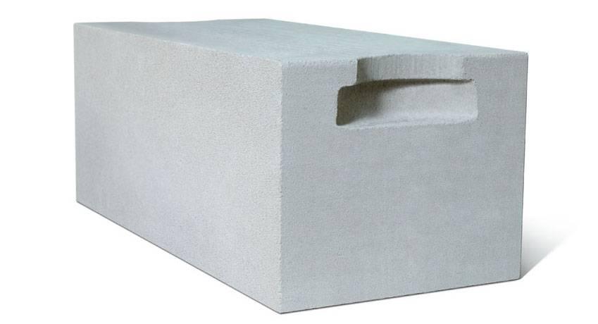 Автоклавный газобетонный блок – популярный строительный материал для средней полосы России