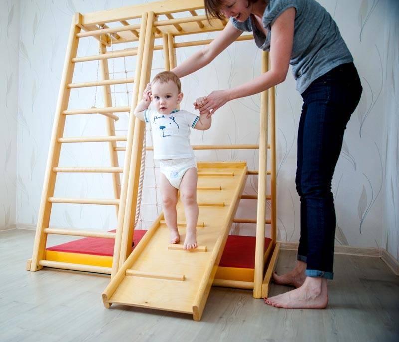 Есть модели, которые полезно использовать с самого раннего возраста