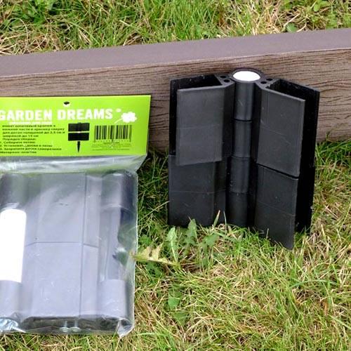 Грядки из пластиковой доски: новый взгляд на приусадебный участок