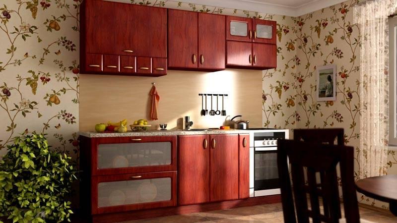 Фруктовая тематика на кухне уместна