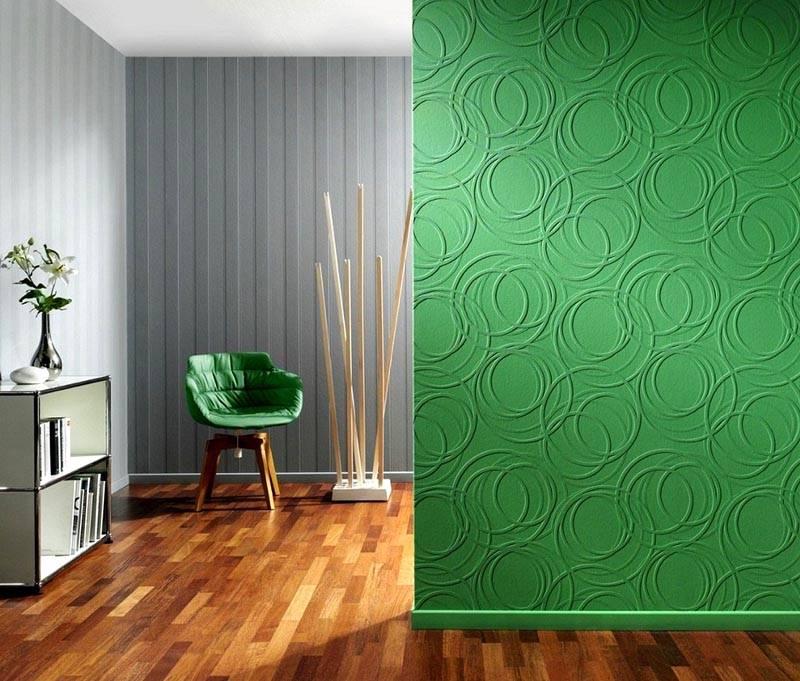 Стены всегда можно перекрасить