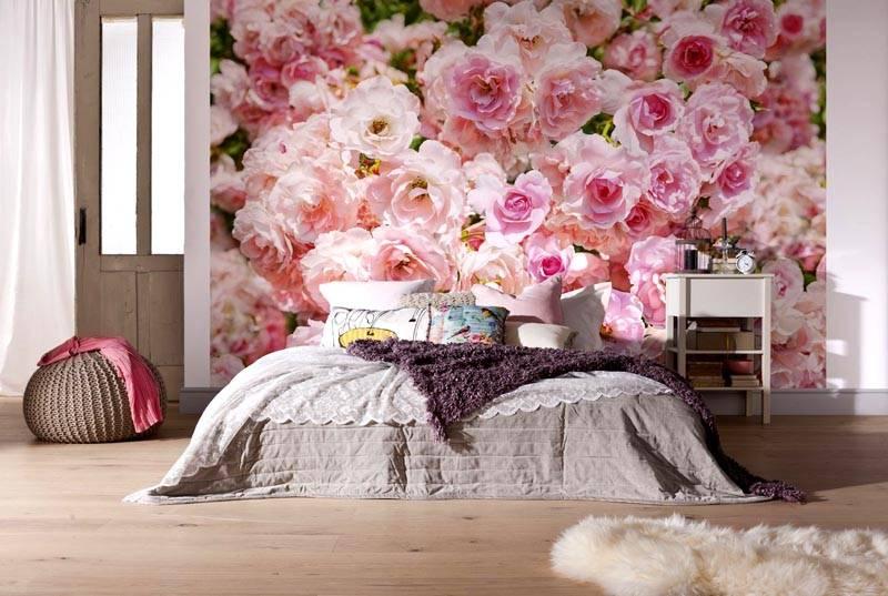 Розы смотрятся красиво