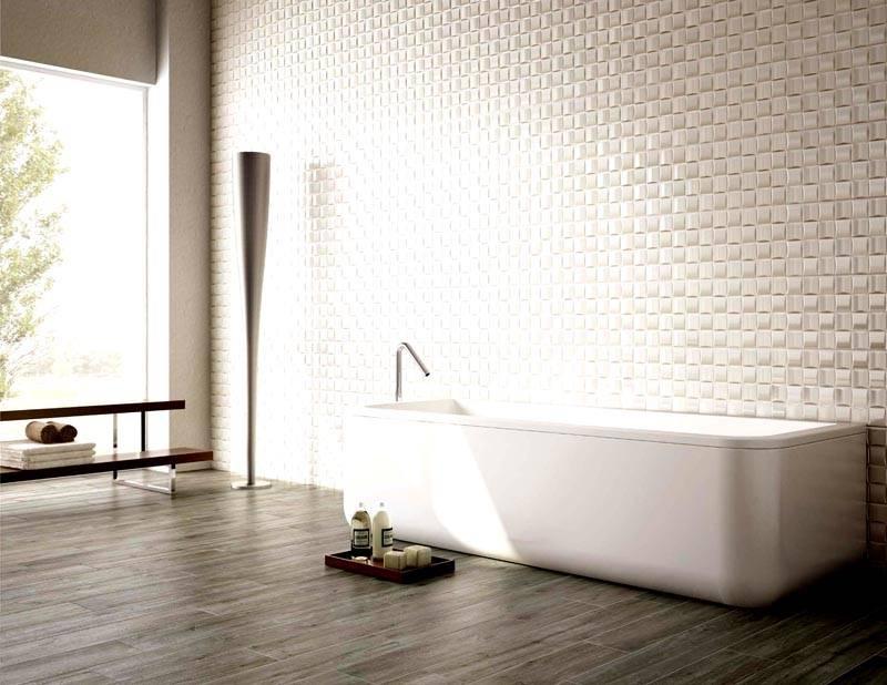 Белый цвет расширяет границы помещения