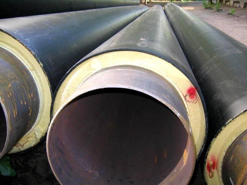 Утепление канализационных труб с использованием экструдированного пенополистирола
