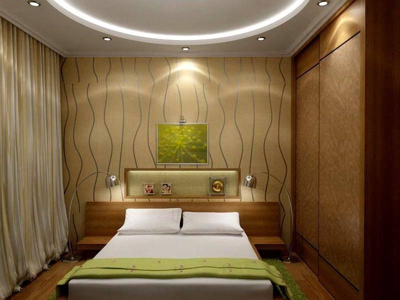 Дизайнерская идея в оформлении маленькой комнаты