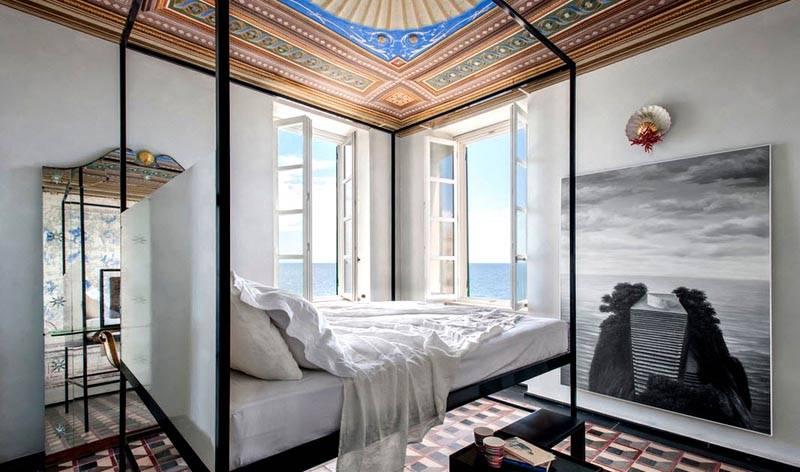 Индивидуальный подход к оформлению спальной комнаты