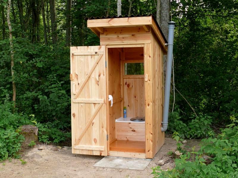 Туалет своими руками изготовление фото 878