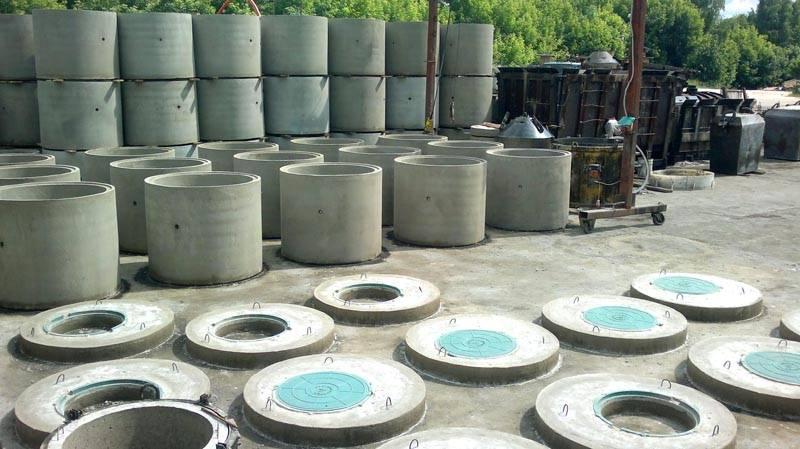 Для армирования конструкции используют металлическую проволоку и стержни. Нормативы по изготовлению колец указаны в ГОСТ 8020.90