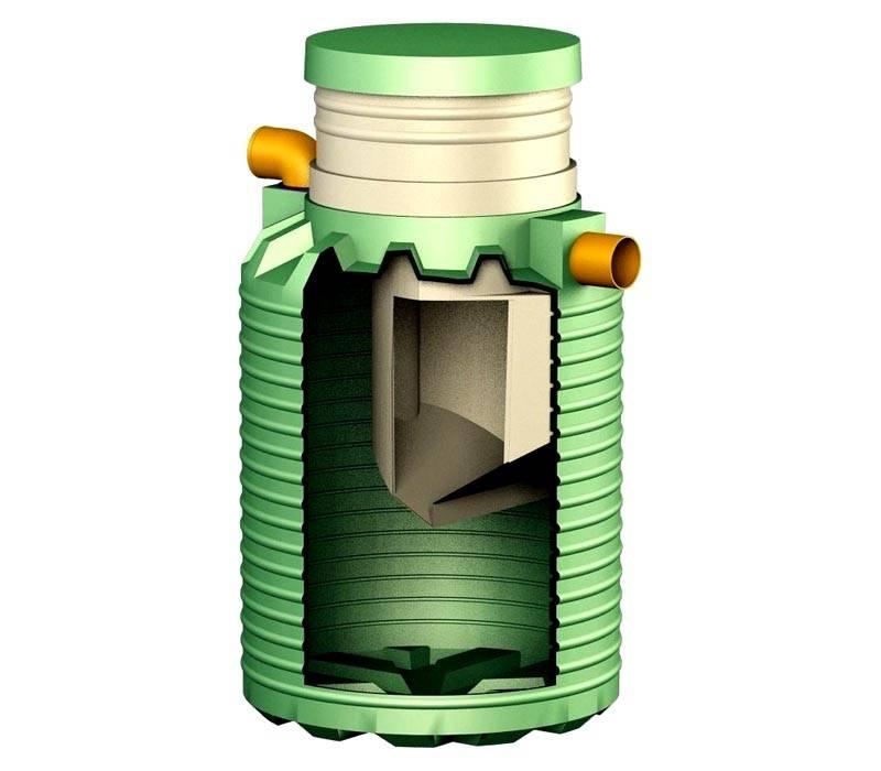 Компактный септик Микроб 450