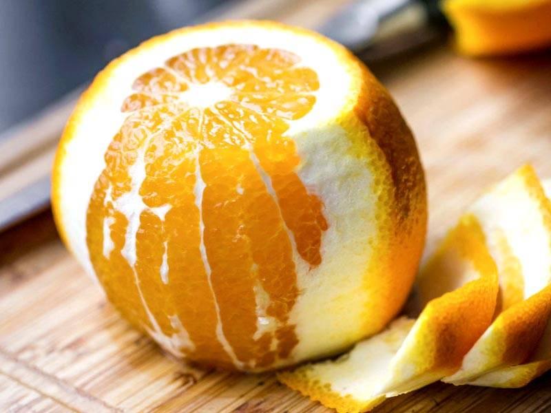 Апельсиновый аромат