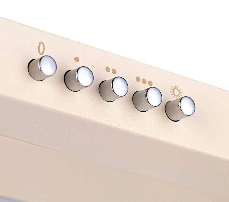 Кнопочные и «полозковые» переключатели в наше время также применяют. Но они достаточно быстро выходят из строя, так как загрязнения проникают внутрь корпусов