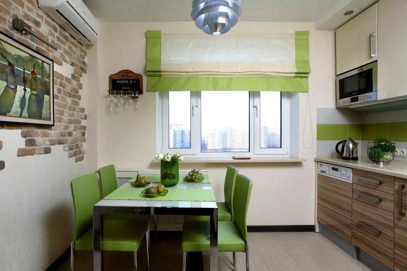 Даже маленькой кухни можно придать индивидуальность и колорит выбранной тематики