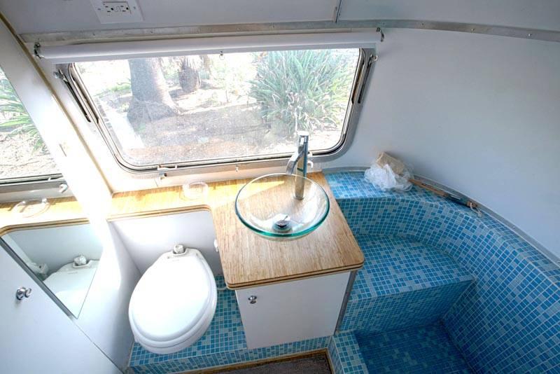 Подобные устройства можно использовать не только на даче, но и, к примеру, при передвижении в трейлере или на яхте