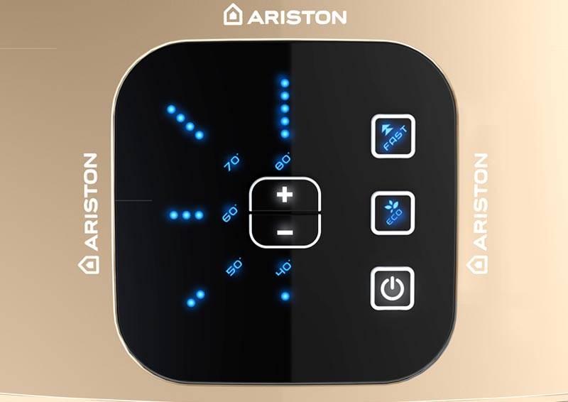 Сенсорное табло регулятора бойлера Ariston