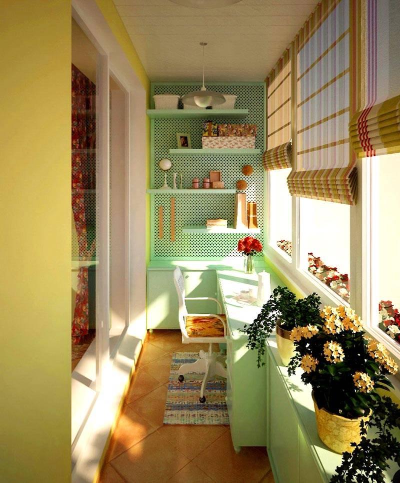 Отделка балкона внутри: фото интересных вариантов и способы их воплощения в жизнь