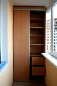 Отделка балкона внутри: фото обзор интересных решений.