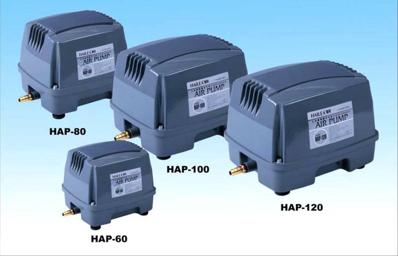 Воздушный компрессор для септика выбирают с учетом объема рабочей емкости