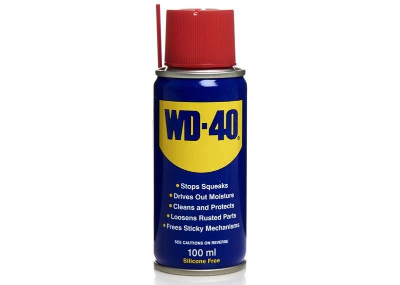 Универсальный специалист WD-40