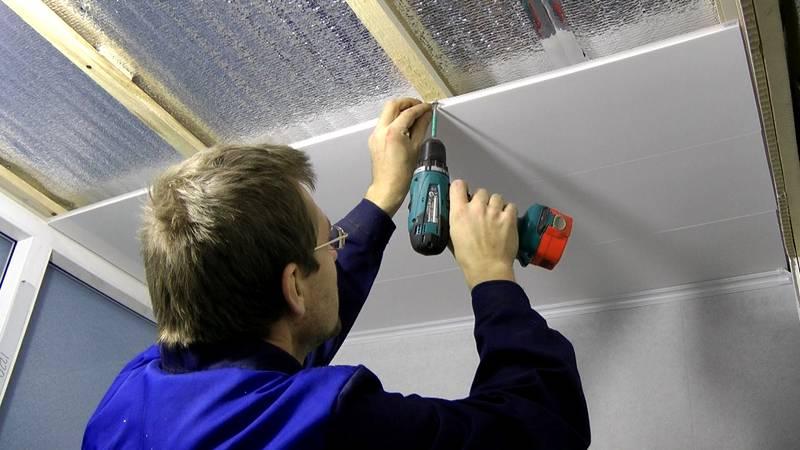 Утеплитель под формируемым облицовочным покрытием повышает уровень защиты помещения