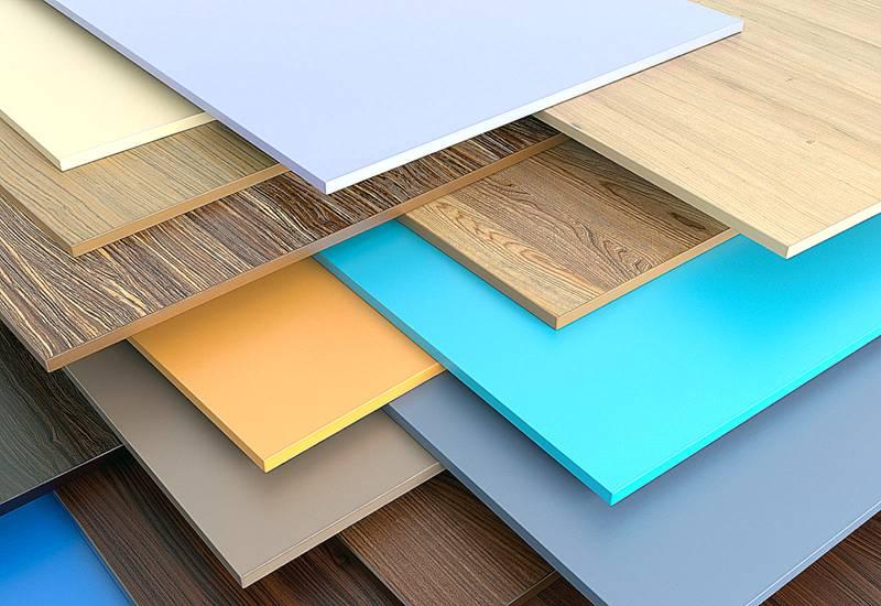 ПВХ панели представлены в большом ассортименте