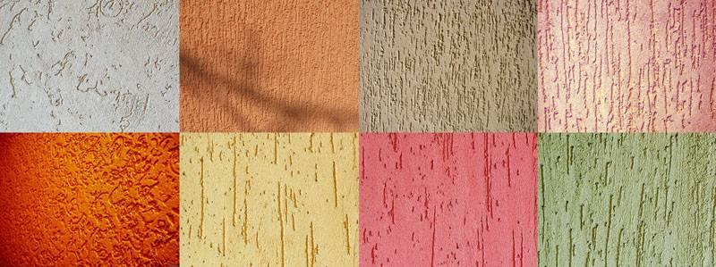 Текстура формируемого слоя может отличаться