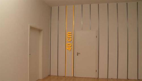 Декоративные панели для внутренней отделки стен: основные виды и отличительные особенности