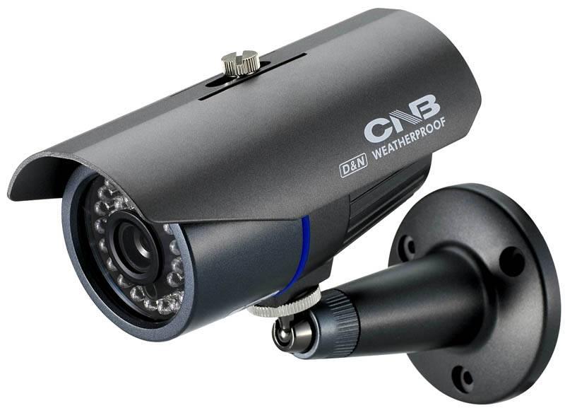 Видеокамеры – один из основных элементов системы