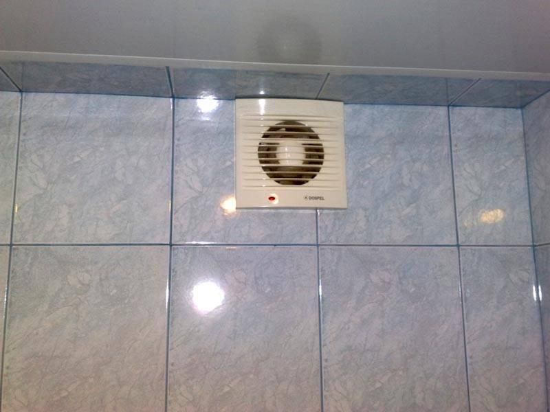 Такой вентилятор можно установить в душе, ванной комнате, ином помещении для уменьшения уровня влажности