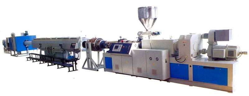 Для создания меньших по размерам частей воздуховодов применяют экструзионное оборудование