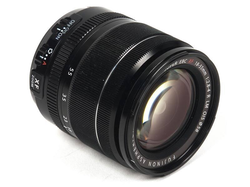 Сменные объективы камер