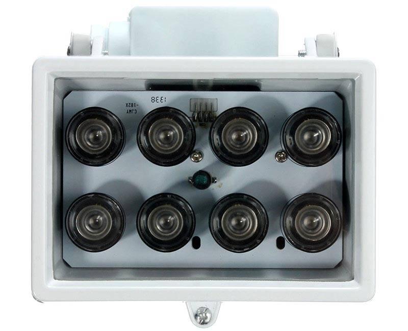 Прожекторы и ИК лампы