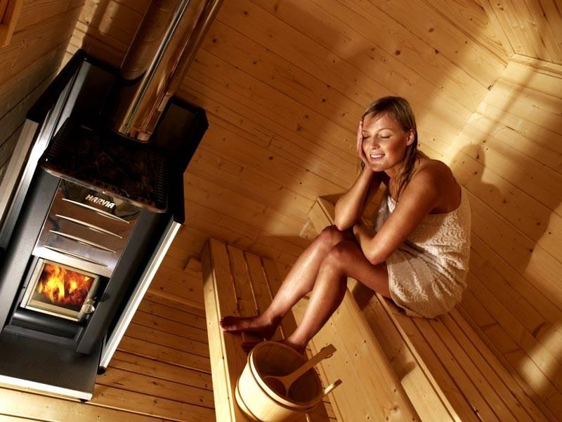 Выбираем печи для бани на дровах с баком для воды: большой обзор