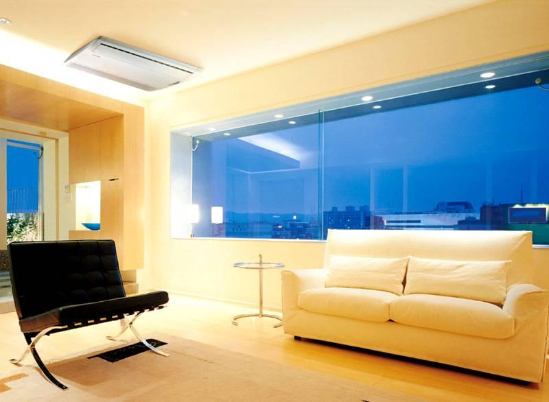 Такие универсальные модели можно устанавливать на потолке и на стене