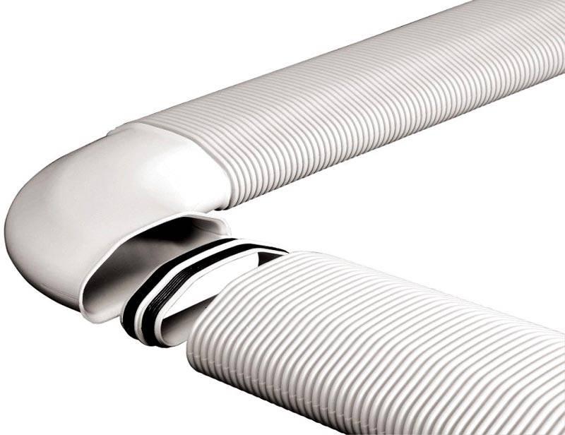 Для соединения придется применять специализированные муфты, чтобы обеспечить хорошую герметичность и длительный срок службы