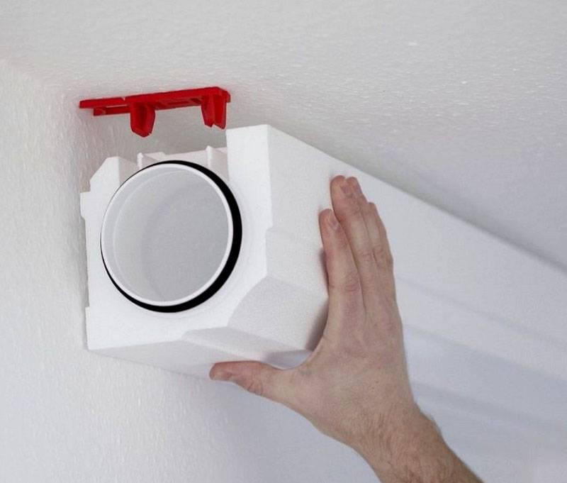 Проще всего работать с технологиями, которые предлагает сам производитель вентиляционной системы