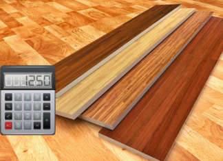 Расчет ламината: онлайн калькулятор