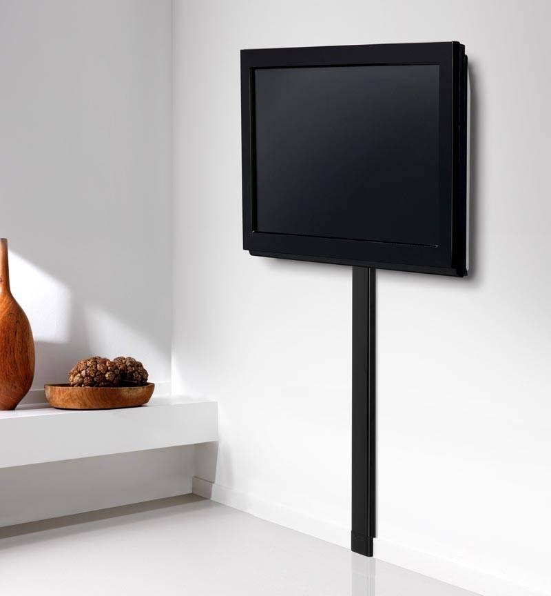 Черный кабель-канал способен добавить стиля интерьеру