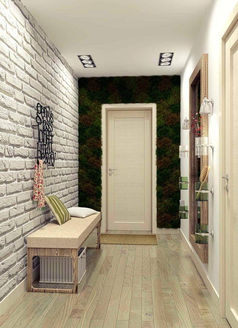 Возможное решение для узкого коридора