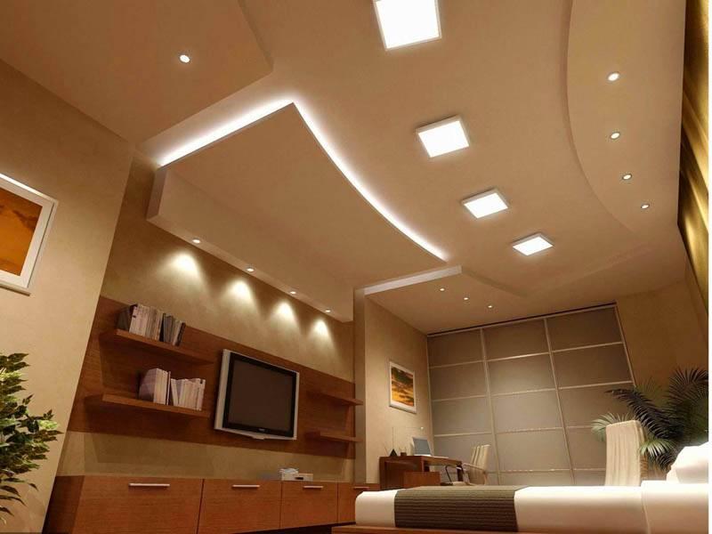 кухонные потолки из гипсокартона 90-й серии откровенен
