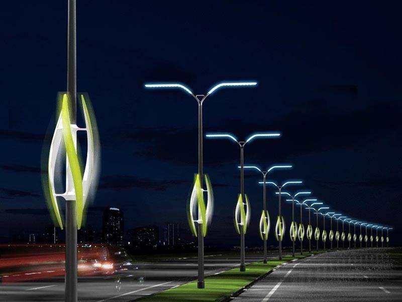 Новаторство в освещении улицы
