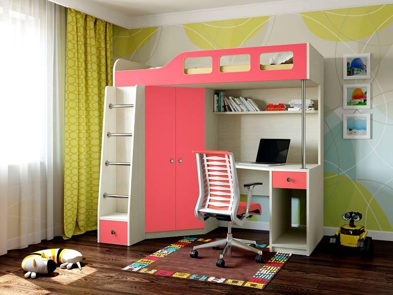 Чердак-кровать для взрослых и детей