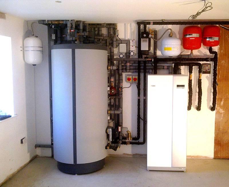 Калькулятор расчёта общего объёма системы отопления