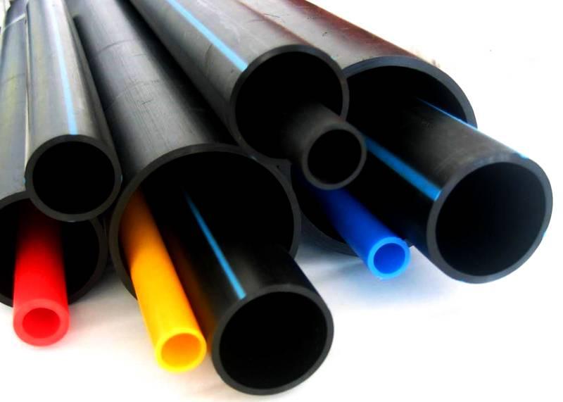 Выбор пластиковых труб в зависимости от диаметра