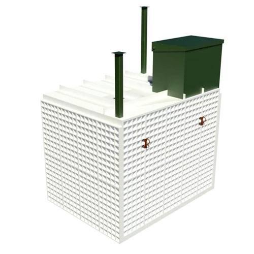 Отличное приобретение для дачи – погреб из пластика
