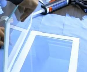 Аквариум из стекла своими руками: пошаговая инструкция и дополнительное оснащение