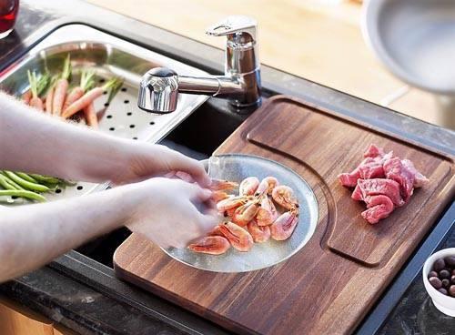 Раковина для кухни - какой она должна быть?